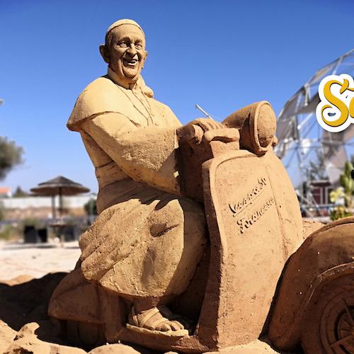 Sand City Lagoa: Skip the Line