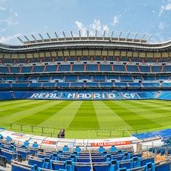 Imagen Bernabéu-Stadiontour: Bevorzugter Einlass