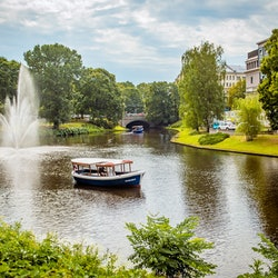 Canal Cruise Riga
