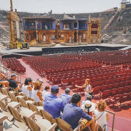 Verona Arena Tour: Fast Track
