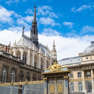Billets pour la sainte chapelle paris tiqets for Garage ad la chapelle bouexic