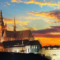 Tickets, museos, atracciones,Castillo de Praga,Castillo + Tour por Praga