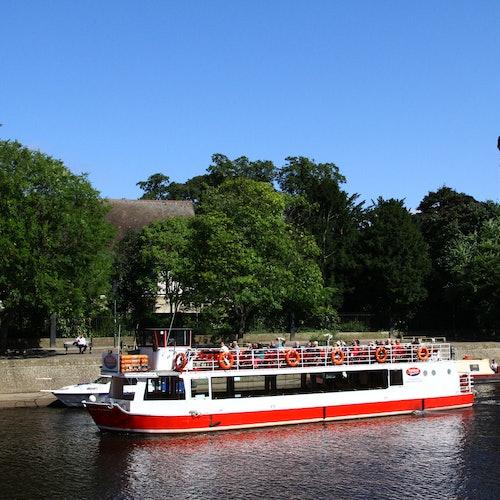 Crucero por la ciudad de York
