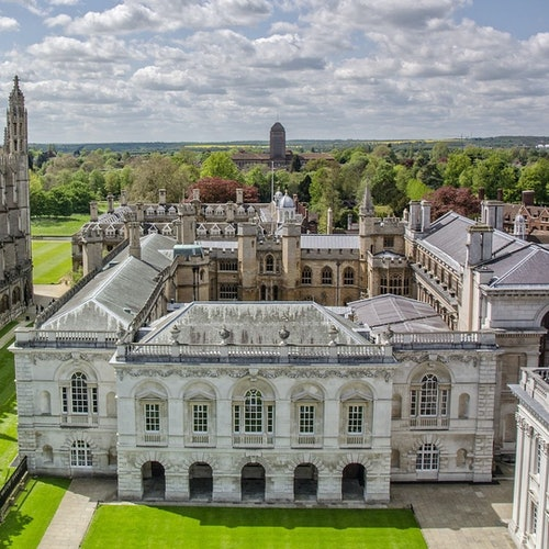 Tour de las universidades de Oxford y Cambridge