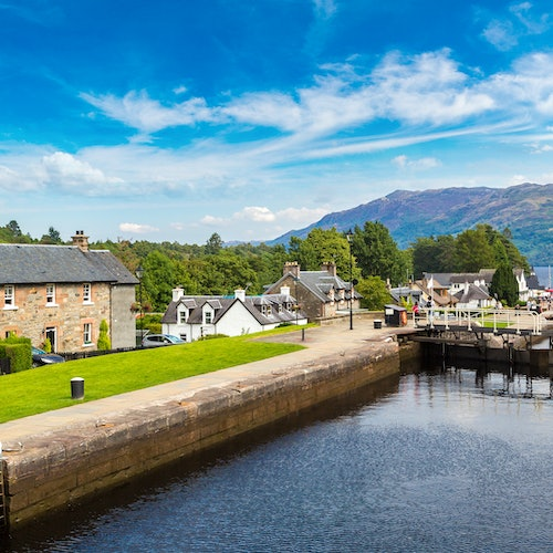Loch Ness, Glencoe & the Highlands Tour from Glasgow