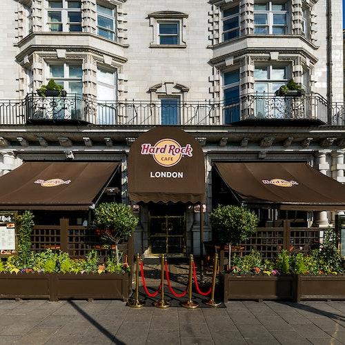 Hard Rock Cafe, Londres - Old Park Lane