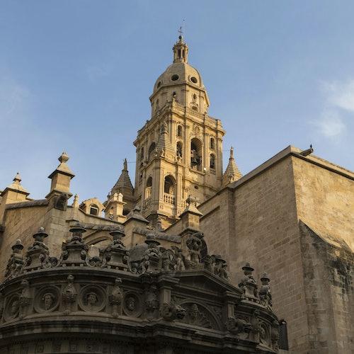 Torre de la catedral de Murcia: Tour guiado