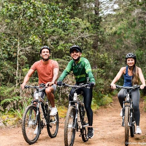 Parque Arví: Tour a pie o en bici