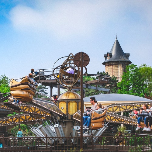 Jardin d'Acclimatation: Pase ilimitado