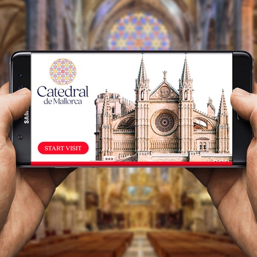 Palma Cathedral: Audio Guide App