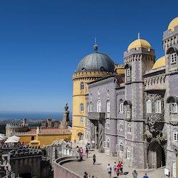 Tickets, museos, atracciones,Tickets, museums, attractions,Excursión a Sintra,Excursion to Sintra,Excursión a Cascais,Excursión a Estoril,Con visita a Cascais incluida