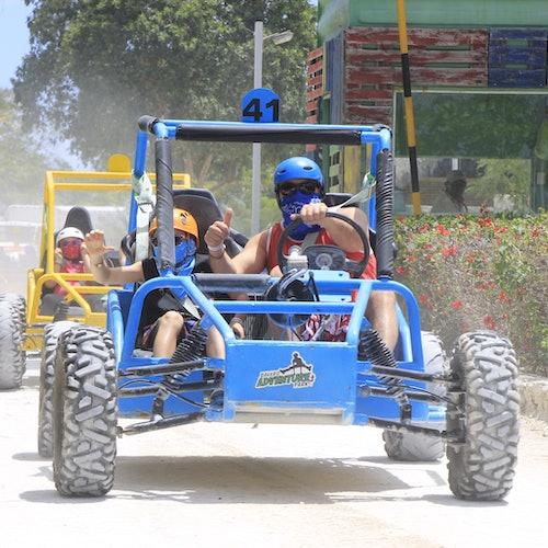 Bavaro Park: Tour VIP de medio día en quad buggy o polaris