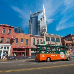 Nashville Old Town Trolley