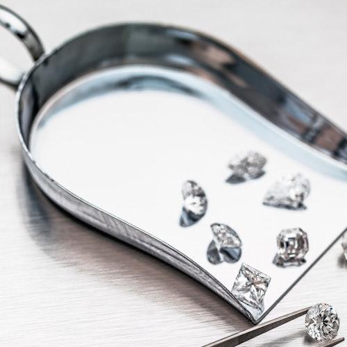 Clase magistral de diamantes