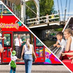 Tickets, museos, atracciones,Tickets, museums, attractions,Crucero por los canales,Canal Cruise