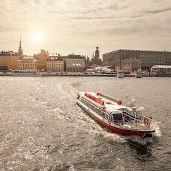 Tickets, museos, atracciones,Crucero por Estocolmo,Crucero con paradas libres