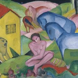 Museo Nacional Thyssen-Bornemisza: Permanent Collection & German Expressionism