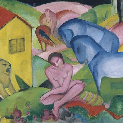 Museo Nacional Thyssen-Bornemisza: Expresionismo alemán + Colección permanente