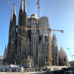 Imagen Sagrada Familia: Ohne Anstehen + Führung