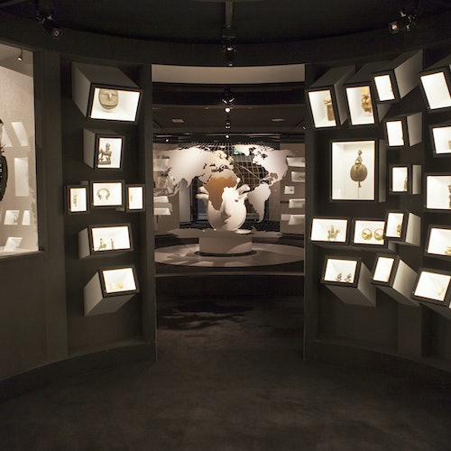 Afrika Museum: Fast Track