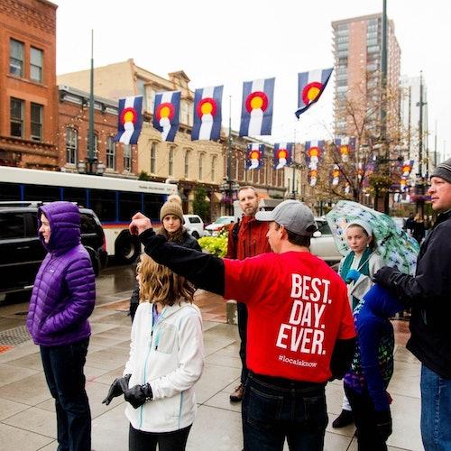 Recorrido a pie por los monumentos de Denver