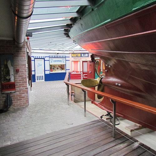 Barco Museo Amandine