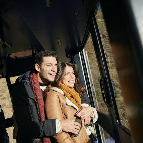 Transporte + Visita guiada + Teleférico opcional