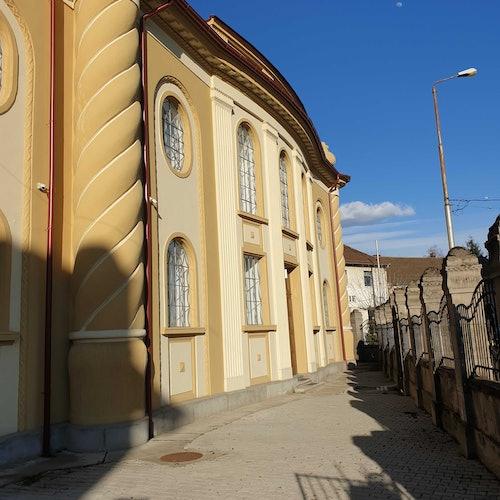 Sinagoga Sion Neolog y Museo de Historia Judía Oradea