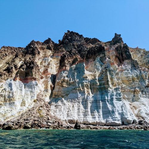 Santorini Sailing: Shared Sunset Catamaran Cruise