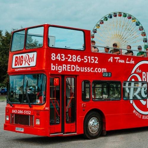 Hop-On Hop-Off Bus Myrtle Beach