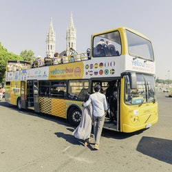 Hop-on Hop-off Bus, Boat & Tramcar Lisbon: 72-Hour All in one Tour