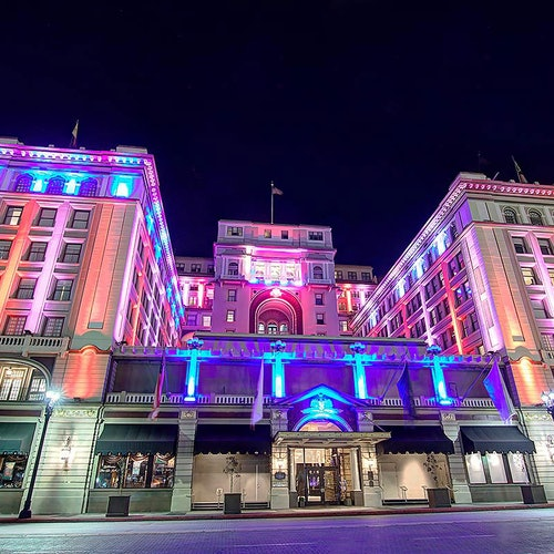 Tour nocturno City Lights de San Diego