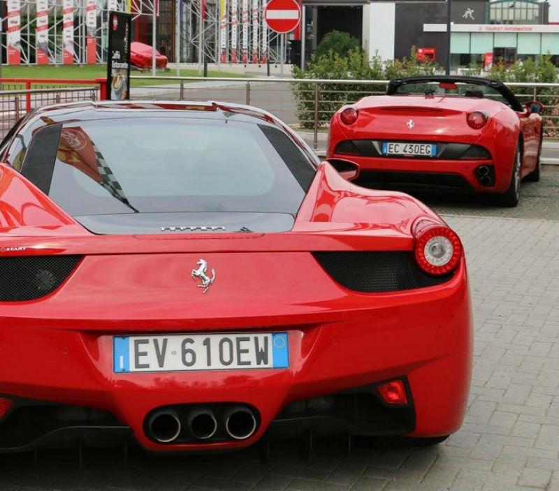 Tickets for Ferrari Test Drive - Ferrari 458 Italia