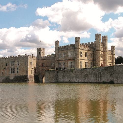 Leeds Castle, Canterbury Cathedral, Dover & Greenwich Tour