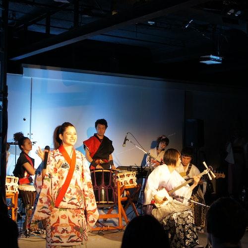 Espectáculo Ran Theatre Kyoto