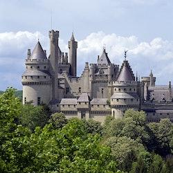 Imagen Castillo de Pierrefonds: Acceso rápido