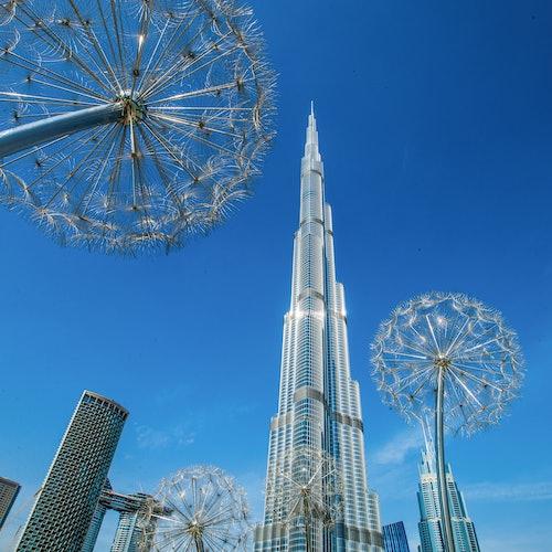 Burj Khalifa: Pisos 124, 125 y 148