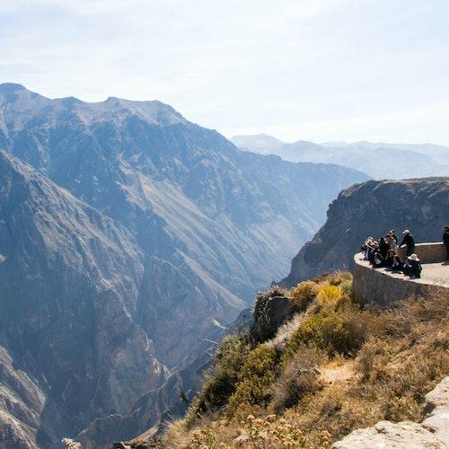 Cañón del Colca: Excursión desde Arequipa