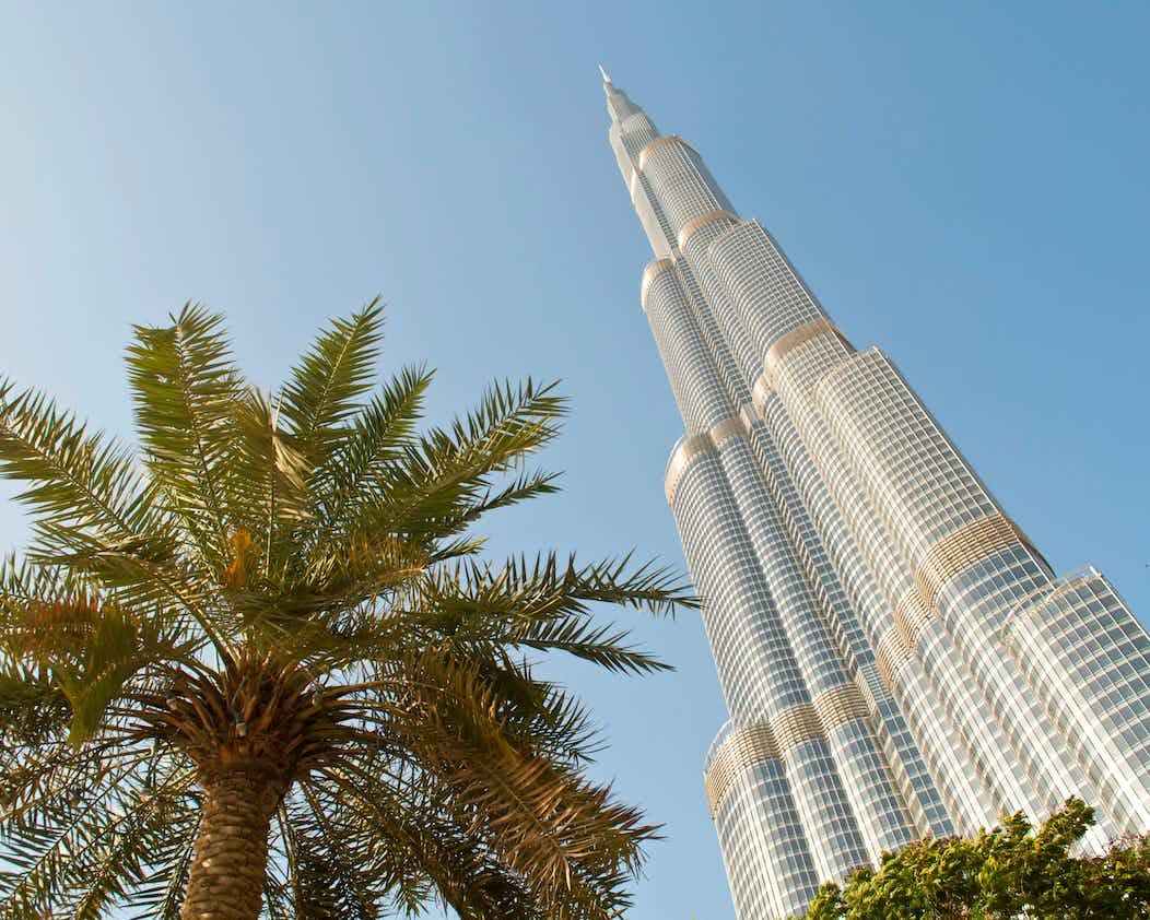 Tickets for Burj Khalifa: 124th & 125th Floor + Dubai Aquarium