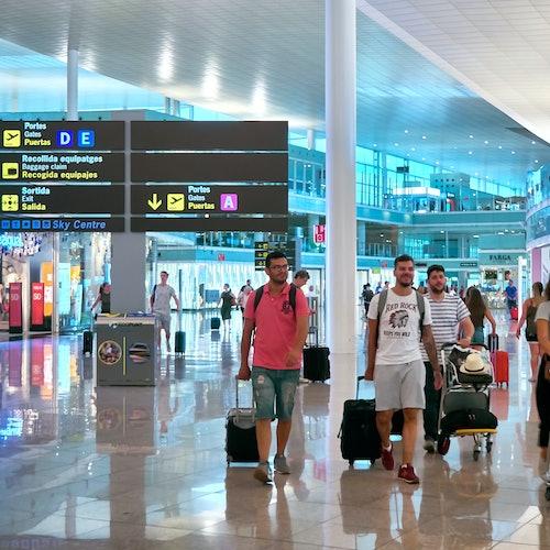 Aeropuerto de Barcelona a / desde el aeropuerto de Gerona: Bus