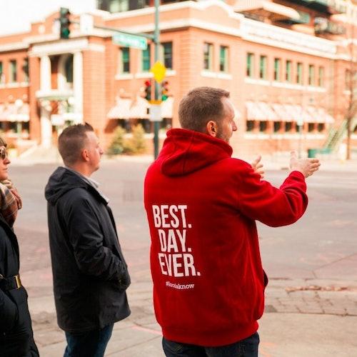 Recorrido a pie por Denver:
