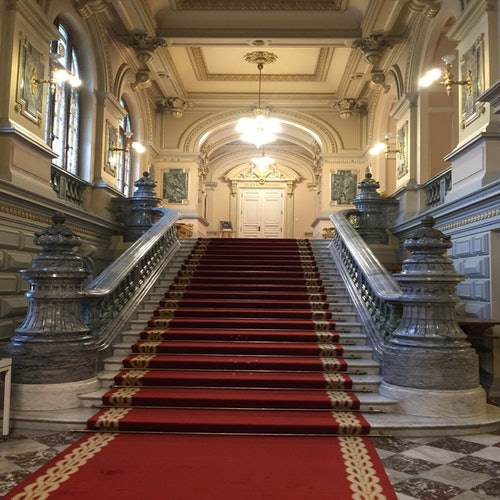 Palacio Cotroceni: Acceso rápido + Visita guiada