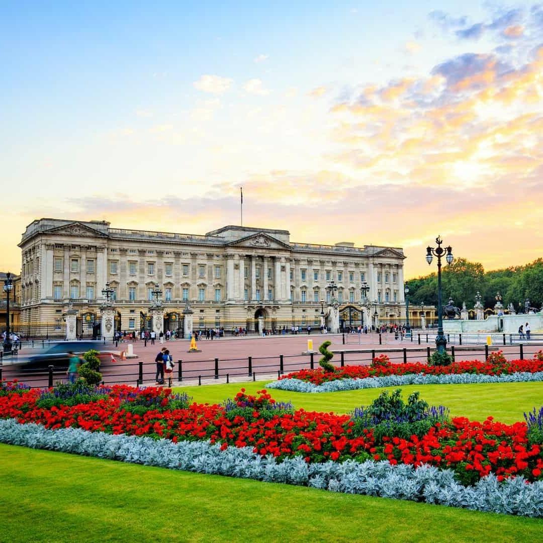 Buckingham Palace e Castello di Windsor con Pranzo
