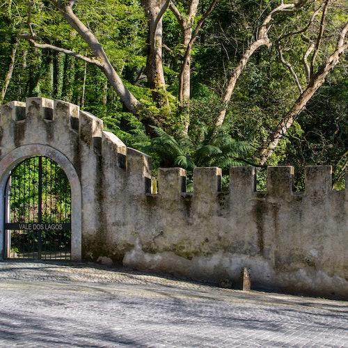 Palacio da Pena + Parque en Sintra