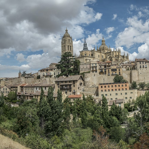 Alcázar y Catedral de Segovia: Visita guiada en español
