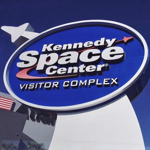Transporte exprés de Orlando al centro espacial John F. Kennedy