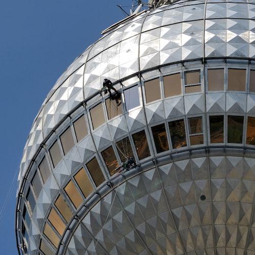 Berlín TV Tower: Acceso rápido