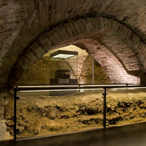 Criptas de la catedral de Vilnius: Visita guiada