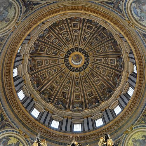 Basílica de San Pedro: Tour libre + Entrada especial