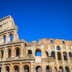 Imagen Coliseo S.U.P.E.R.: Siete sitios Unicos Para Experimentar Roma